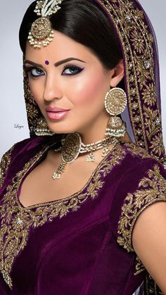 Like her jewellery