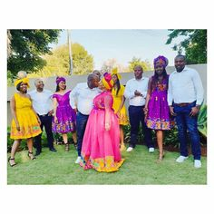 African Traditional Wear, African Traditional Wedding Dress, African Wear, African Dress, Tsonga Traditional Dresses, Bridesmaids, Bridesmaid Dresses, Fashion Dresses, Women's Fashion