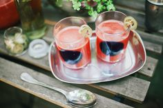 Spicy Watermelon Margaritas with DIY Jalapeno-Infused Tequila & Homemade Watermelon Agua Fresco for #CincoDeMayo or all summer long