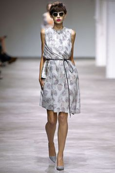 from: Dries Van Noten Spring 2013 Ready-to-Wear Collection Slideshow on Style.com