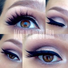 Iconic - #eyes #eyemakeup #eyeliner #makeupbydra #eyeshadow - bellashoot iPhone & iPad & bellashoot.com (mobile-friendly)
