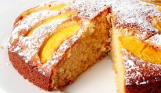 Click here to see the full recipe. Learn how to prepare Cake with Peaches