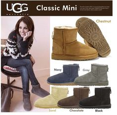 ugg mini classic
