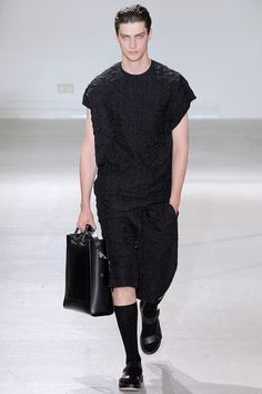 3.1 Phillip Lim Spring 2015 Menswear Collection Slideshow on Style.com