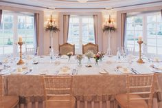 A Valentine's Day Wedding at the Romantic Bellingham Castle Hotel — Weddings By Kara Bellingham Castle, Hotel Wedding, Wedding Day, Valentines Day Weddings, Wedding Flowers, Table Settings, Wedding Photography, Romantic, Traditional