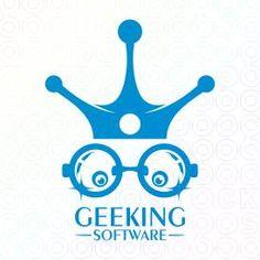 Geeking logo by Serdal Sert