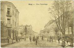Stryj , Stanislawow early 1900s - My grandmothers hometown.
