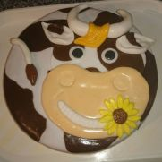 A place for people who love cake decorating. Cow Cakes, Love Cake, Cake Decorating