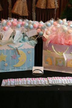 Sweet Lauren Cakes - Baby Shower Cake Pops
