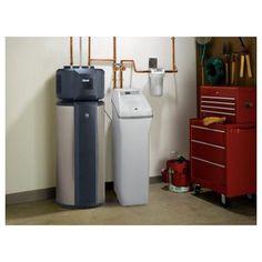 GE 45,000 Grain Water Softener-GXSH45V - The Home Depot