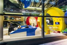Inside The Epic Google Dublin Campus #office #Design