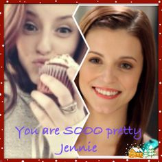 Luv you Jennie you are so pretty and please follow me Jennie because I would be SOOOOOOOOOOOOOOOOO happy if you did.