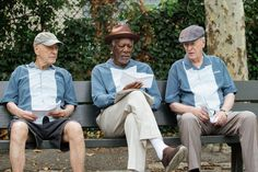 Going in Style 2017 Movie  https://www.hatici.com/en/going-in-style-2017-movie  Going in Style is a 2017 American robbery comedy film written by Theodore Melfi and directed by Zach Braff.It's a remake of the same name in 1979. Morgan Freeman, Michael Caine, Alan Arkin, Joey King, Matt Dillon, and Ann-Margret are playing stars and telling the trio of pensioners... - hatici