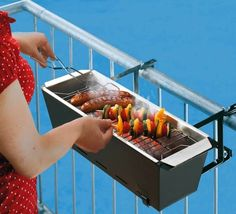 Balcony Grill – The Ideal BBQ For Apartment Dwellers