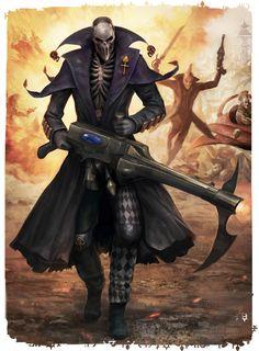 Resultado de imagem para death jester