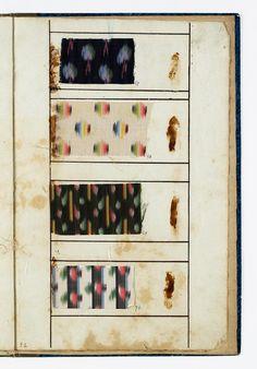 Gazette des atours d'été de Madame Elisabeth, 1792. For full book, follow link.