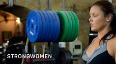 A short documentary that explores the lesser known world of women who train and compete in the Strong Woman competitions.