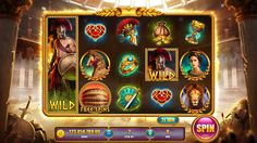 Sparta slot on Behance