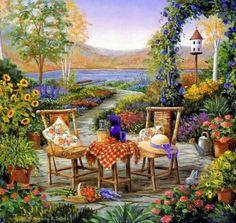 Artist Barbara Felisky 1 (420 pieces)