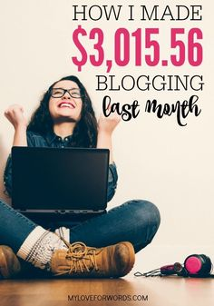 Want to make money from home, but don't want to spend a ton of money doing so? Starting a blog is a great way to make money on your terms with low start up costs. Click to read more! make extra money at home, make extra money in college