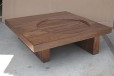 7th & Seventh Designs is John Cortese » Cambridge Coffee Table