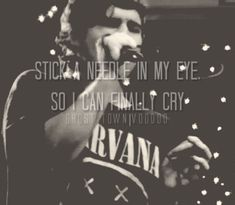 song quotes bands | ghost town band on Tumblr