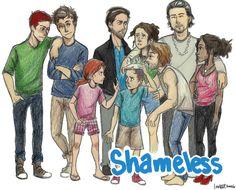 Shameless by compoundbreadd on DeviantArt