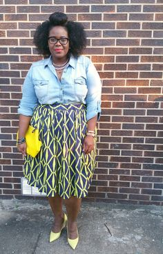 A blog about plus size fashion, lifestyle and travel.