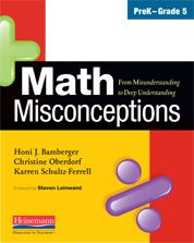14 Best Common Math Misconceptions images in 2013   Math