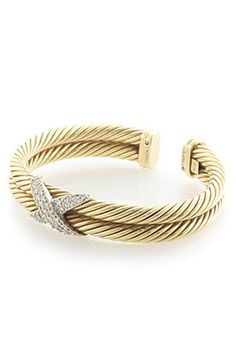 David Yurman bracelet....