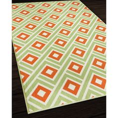@Overstock - Indoor/ Outdoor Multi Blocks Rug (5'3 x 7'6) - Create the ultimate indoor/outdoor oasis with this bold, trend-conscious area rug. Featuring an exciting yet simple graphic pattern with a lively color palette, this area rug brings a refreshing twist of runway fashion to liven up any space.  http://www.overstock.com/Home-Garden/Indoor-Outdoor-Multi-Blocks-Rug-53-x-76/8075386/product.html?CID=214117 $96.99