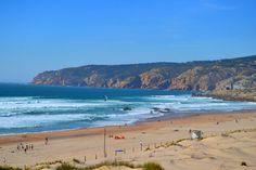 Cascais, a popular seaside destination for the Portuguese elite.