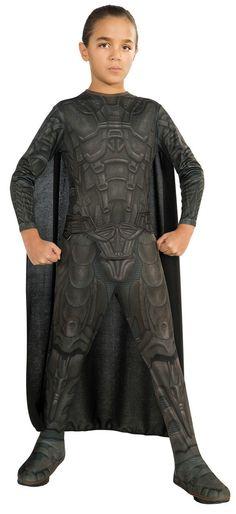Superman- Man of Steel - General Zod Tween Costume