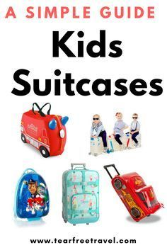 With so many options for kids luggage sets and kids suitcases its hard to choose the best one for your family. When our little guy demanded his own 'toddler carry on' to bring on the plane, I wanted something that would be a) adorable and ...read more → #luggage #kidsluggage #kidssuitcases #travelwithkids #childrenssuitcases