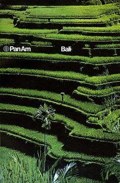 Ivan Chermayeff & Tom Geismar — Pan Am Bali (1972)