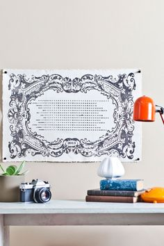 Save The Date With These 12 Adorable 2013 Calendars #Refinery29
