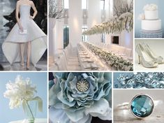 Sophisticated Bling - A Sparkling Wedding