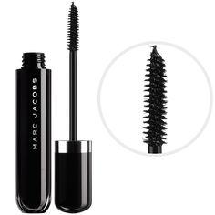 New at #Sephora: MARC JACOBS BEAUTY Lash Lifter Gel Volume Mascara #MarcTheMoment #makeup