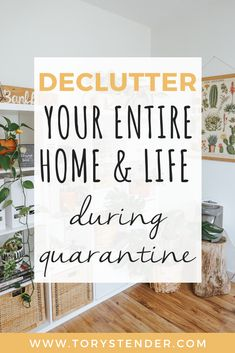 This is a great time to declutter as in the simplicity parenting fashion. Simplifying will help everyones anxiety! Junk Drawer Organizing, Organizing Your Home, Organizing Ideas, Organizing Clutter, Declutter Home, Declutter Your Life, Decluttering Ideas Feeling Overwhelmed, Clutter Free Home, Life Organization