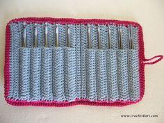 crochet case 2