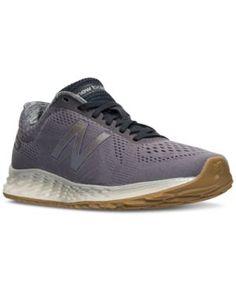 New Balance Women's Fresh Foam Arishi Running Sneakers from Finish Line - Purple 8.5