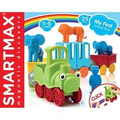 MY FIRST SMARTMAX ANIMAL TRAIN
