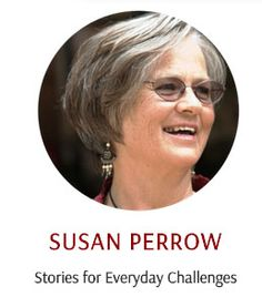 Susan Perrow is spea