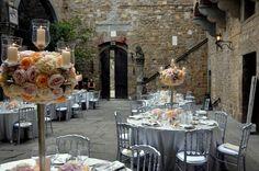 A Wedding Tale in Tuscany - Vincigliata Castle - The Wedding Chicks