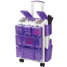 the ultimate cake decorating tool caddy.    I want it.