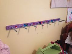 One Girl And Her Many Dolls ☆: DIY Storage For American Girl And Other