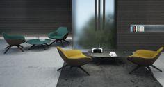 X BIG - Chauffeuse capitonnée - Design Mario MAZZER - ALMA Design