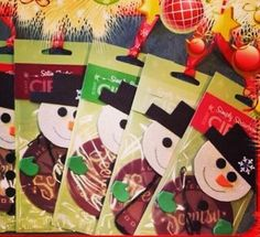 Cute idea for scent circle stocking stuffer gifts!! You can use these in cars, lockers, purses, gym bags, much more!! Buy 5 get 1 free under Combine & Save option!! www.Lisamurray.scentsy.us