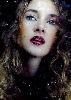 Photoshooting with the beautiful Shailene Woodley