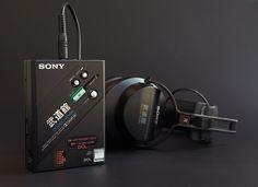 SONY WM-DD100 Boodo Khan - The Walkman Archive